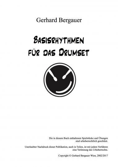 Basisrhythmen für das Drumset