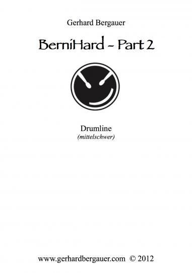 Bernihard Part 2