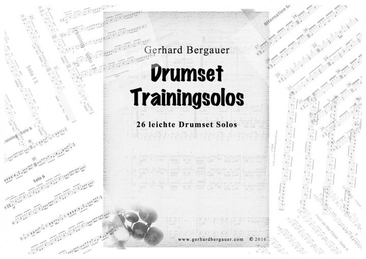 Drumset Trainigsolos