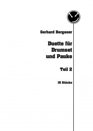 Duette für Drumset und Pauke Teil 2