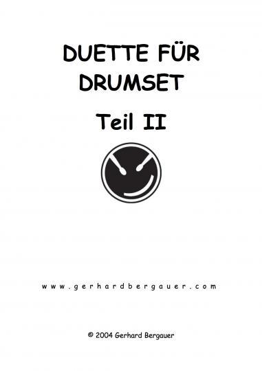 Duette Für Drumset Teil 2