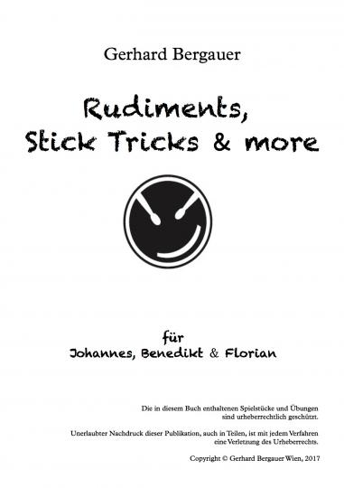 Rudiments, Stick Tricks & more